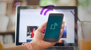 مدیریت مصرف اینترنت در هنگام هات اسپات (Hotspot)