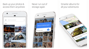 ذخیرهسازی ابری تصاویر با Google Photos