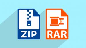 تفاوت میان فرمتهای فشردهسازی Zip و RAR چیست؟ (+ دانلود فیلم آموزش رایگان)