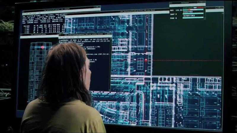 1۰ فیلم برتر به انتخاب هکرها و برنامهنویسان