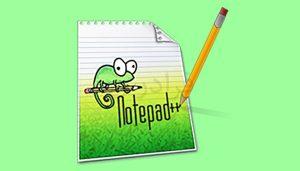 بررسی ++Notepad – یک ویرایشگر کد قوی با امکانات زیاد