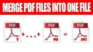 ادغام فایل های PDF — به زبان ساده (+ دانلود فیلم آموزش گام به گام)