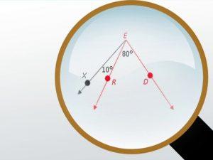 زوایای متمم در هندسه — به زبان ساده (+ دانلود فیلم آموزش گام به گام)