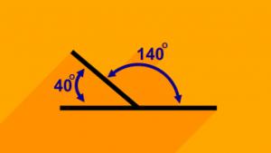 زاویههای مکمل و متمم در هندسه — به زبان ساده (+ دانلود فیلم آموزش گام به گام)