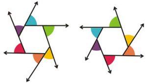 چندضلعیهای منتظم در هندسه — به زبان ساده (+ دانلود فیلم آموزش گام به گام)