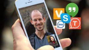 برترین نرمافزارهای تماس تصویری