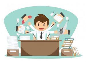 عادات بد مدیران — کار در ساعات غیر اداری و چندوظیفگی در جلسات کاری