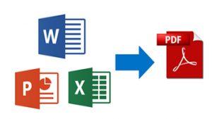 تبدیل فرمت فایلهای آفیس و بهترین برنامهها برای اینکار