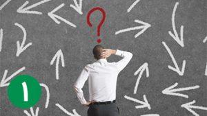 چرا اشتباه میکنیم و چگونه از بروز اشتباه جلوگیری کنیم؟—بخش اول