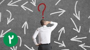 چرا اشتباه میکنیم و چگونه از بروز اشتباه جلوگیری کنیم؟—بخش دوم