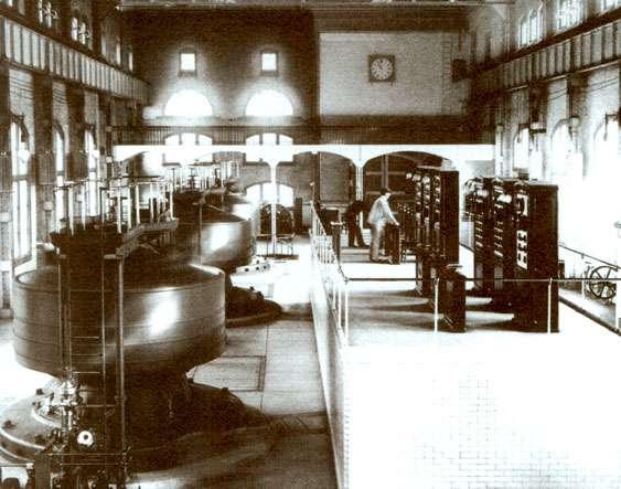 نیروگاه ادوارد دین آدامز