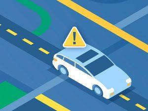 اتومبیل های خودران — قابلیت تشخیص علائم راهنمایی و رانندگی