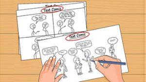 چگونه در هشت گام، اولین کمیک آنلاین خود را بسازید؟