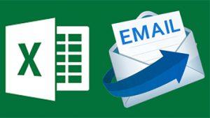 آموزش ارسال ایمیل از اکسل با استفاده از اسکریپتهای ویژوال بیسیک
