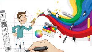 ۷ اصل طراحی گرافیکی برای بهبود طراحی