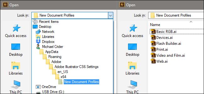 Illustrator select default font