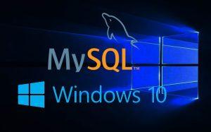چگونه دیتابیس MySQL را بر روی ویندوز نصب کنیم؟