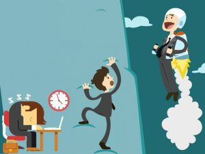 کارمندان بیانگیزه و ۶ روش برای احیای آنها