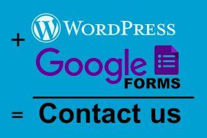 چگونه صفحه «تماس با ما» فارسی به کمک فرمهای گوگل بسازیم؟