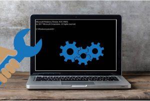اجرای دستورات خط فرمان ویندوز توسط یک فایل میانبر