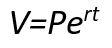 پاسخ معادله دیفرانسیل