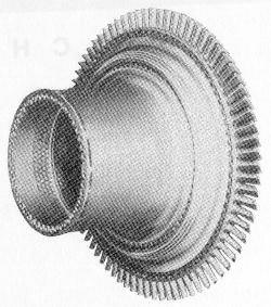 jet engine-turbine
