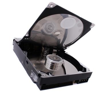 ساختار هارد دیسک
