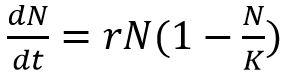 معادله ورهولست