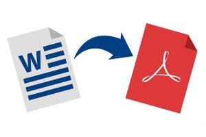 چگونه اسناد Microsoft Word را به فایل PDF تبدیل کنیم؟ (+ دانلود فیلم آموزش گام به گام)