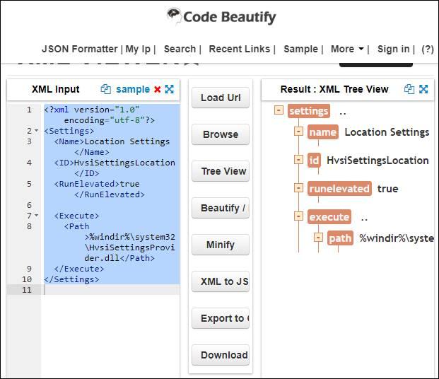 CodeBeautify