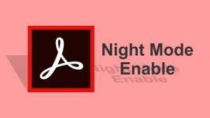 فعال سازی حالت Night Mode در Adobe Reader — آموزک [ویدیوی آموزشی]