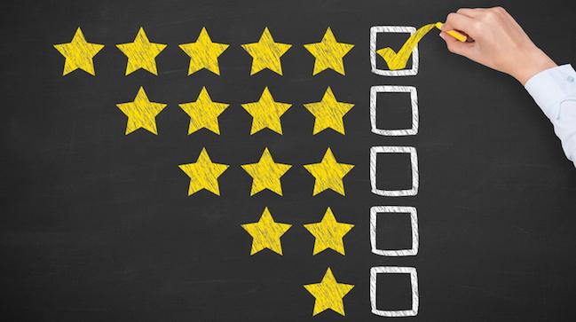 امروزه افراد به امتیازها و نقد و بررسیهای آنلاین موجود برای یک محصول، سرویس یا حتی اشخاص اعتماد میکنند!