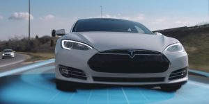 فناوری خودران اتومبیل های تسلا چگونه کار میکند؟