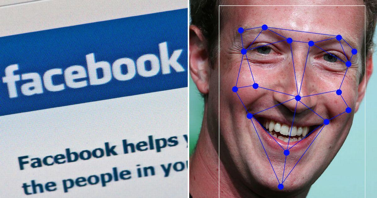 تشخیص چهره در فیسبوک