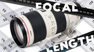 فاصله کانونی در عکاسی — راهنمای جامع برای علاقهمندان عکاسی