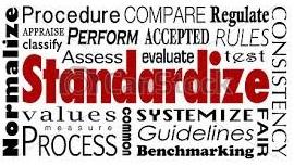 data standardization