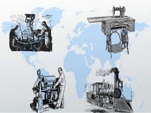 هر آنچه باید درباره انقلاب صنعتی بدانید