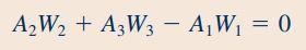 معادله بقای جرم