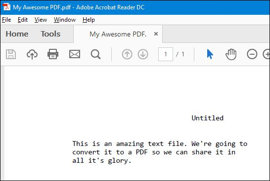 فایل PDF