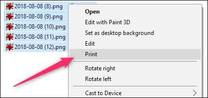 تبدیل تصویر به PDF