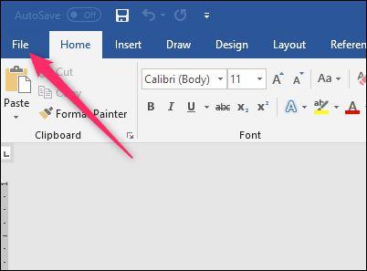 تبدیل سند Word به PDF