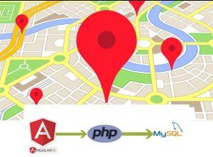 ایجاد آدرس کوتاه و منحصر به فرد برای هر مکان با AngularJS و PHP — راهنمای جامع