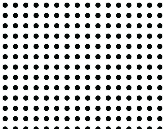 الگوی نقطه نقطه