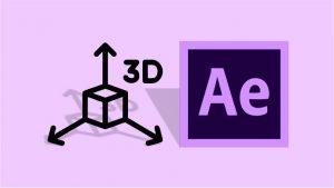 ایجاد نوشته سه بعدی با Ray-Traced 3D در افتر افکت — آموزک [ویدیوی آموزشی]