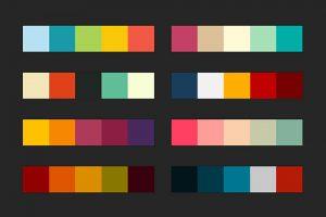 اصول انتخاب ترکیب رنگی مناسب برای طراحان وب