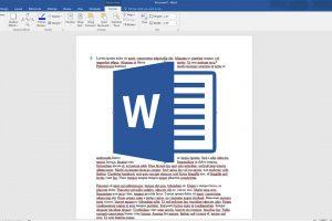 تنظیم آرایش متن در اطراف تصاویر در Word – راهنمای مصور و ساده