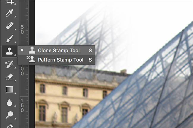 Clone Stamp