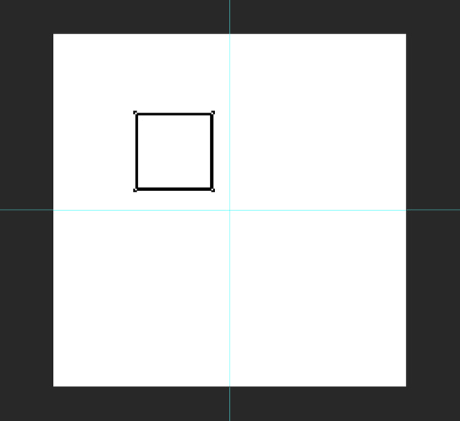 طراحی مربع