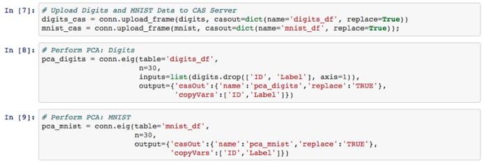 بارگذاری دادهها در سرور CAS