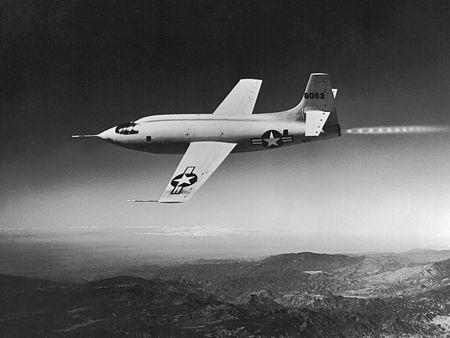 Bell X-1 aircraft